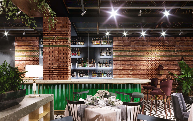 restorant iç mimar 3573 Doğruer Restaurant Restoranlar