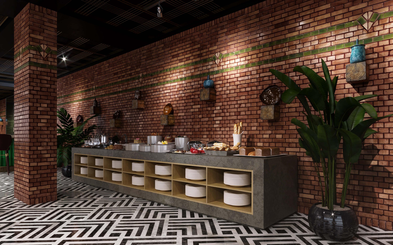 restoran tasarımı 3575 Doğruer Restaurant Restoranlar