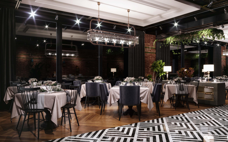 restorant iç mimar 3576 Doğruer Restaurant Restoranlar