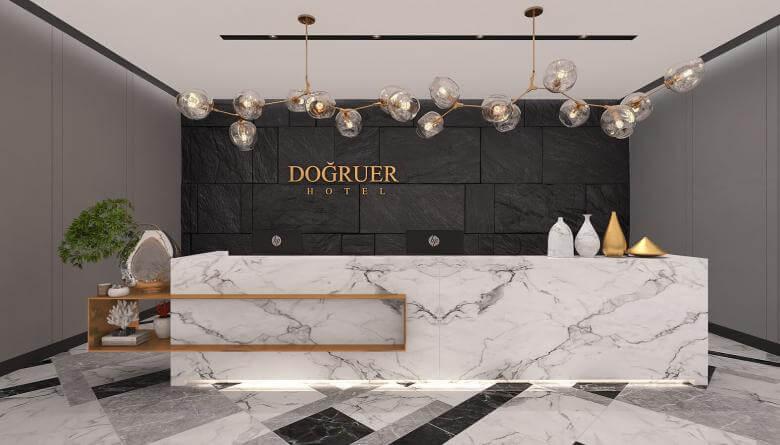 otel odası tasarımı 3578 Doğruer hotel Oteller
