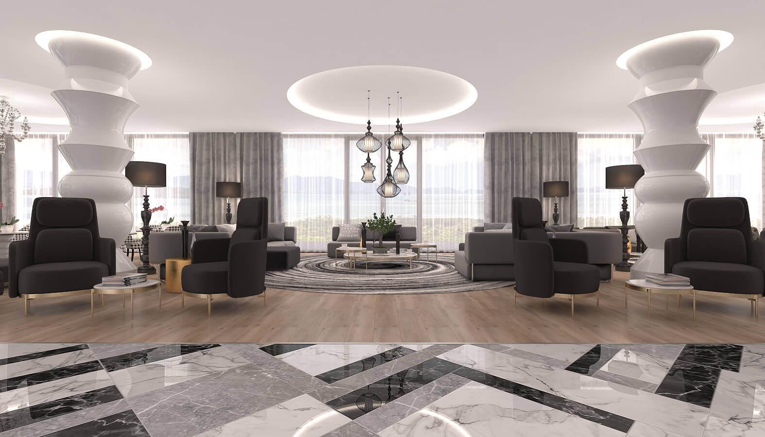 tip oda tasarımı 3584 Doğruer hotel Oteller
