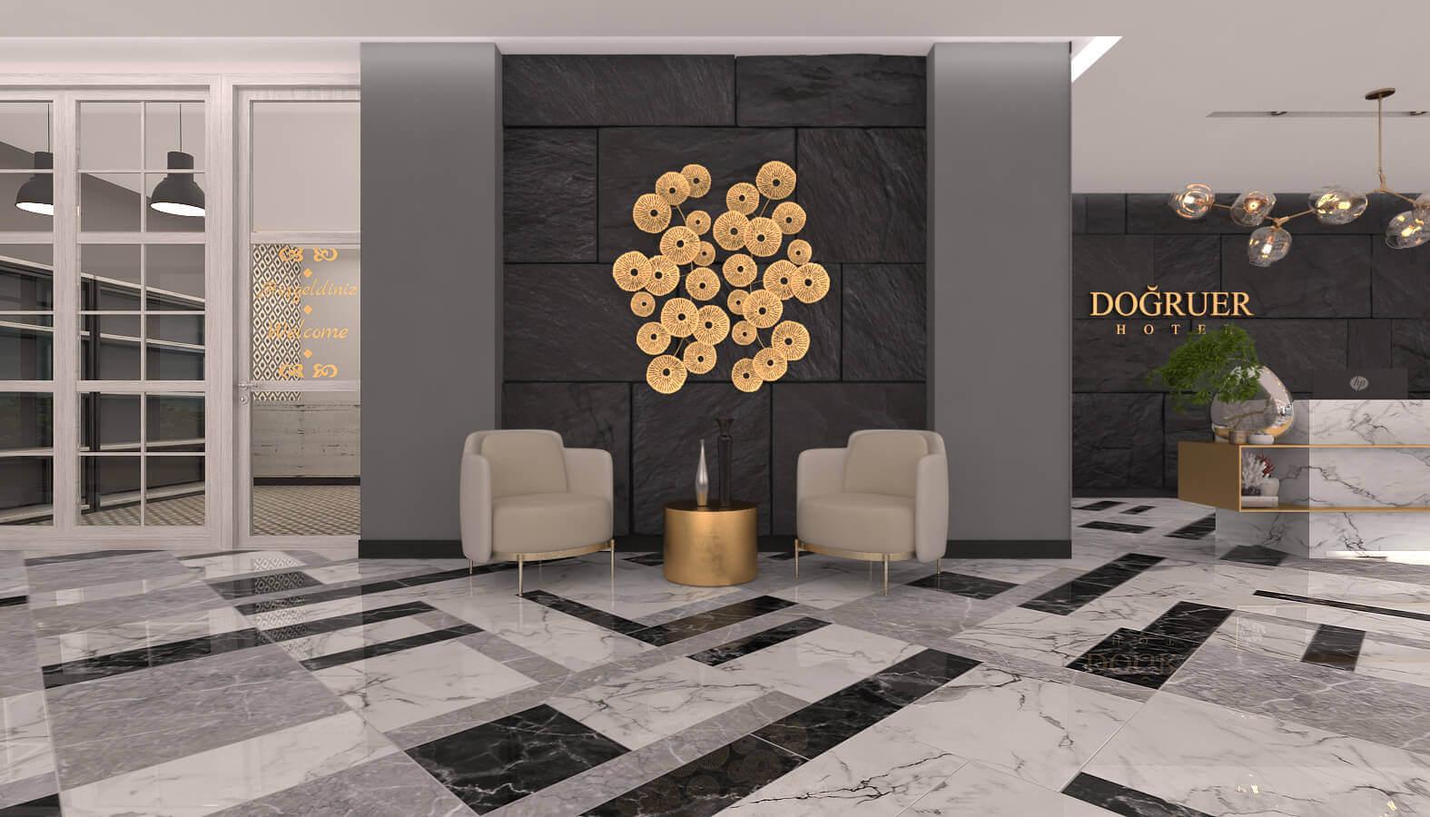 Ören 3587 Doğruer hotel Oteller