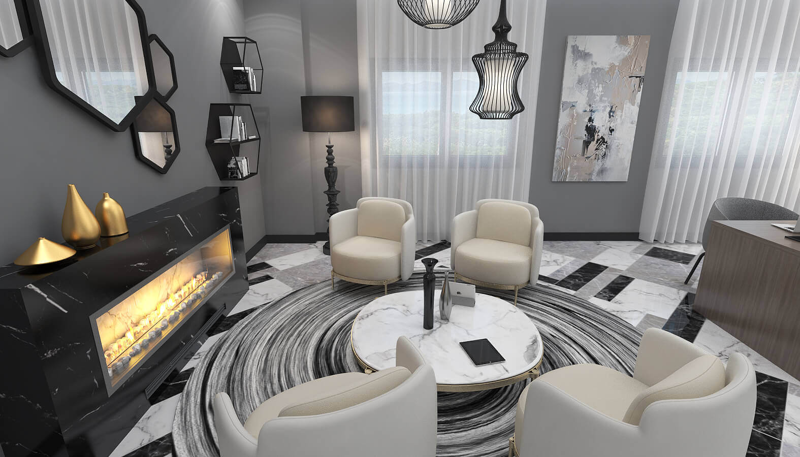 otel odası tasarımı 3594 Doğruer hotel Oteller