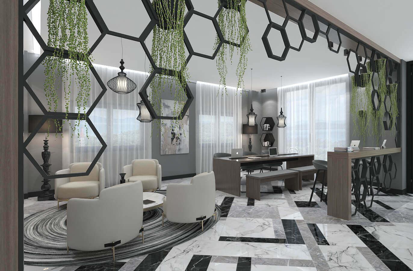 otel tasarımı 3595 Doğruer hotel Oteller
