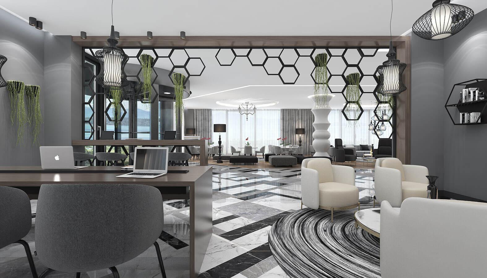 otel odası tasarımı 3597 Doğruer hotel Oteller