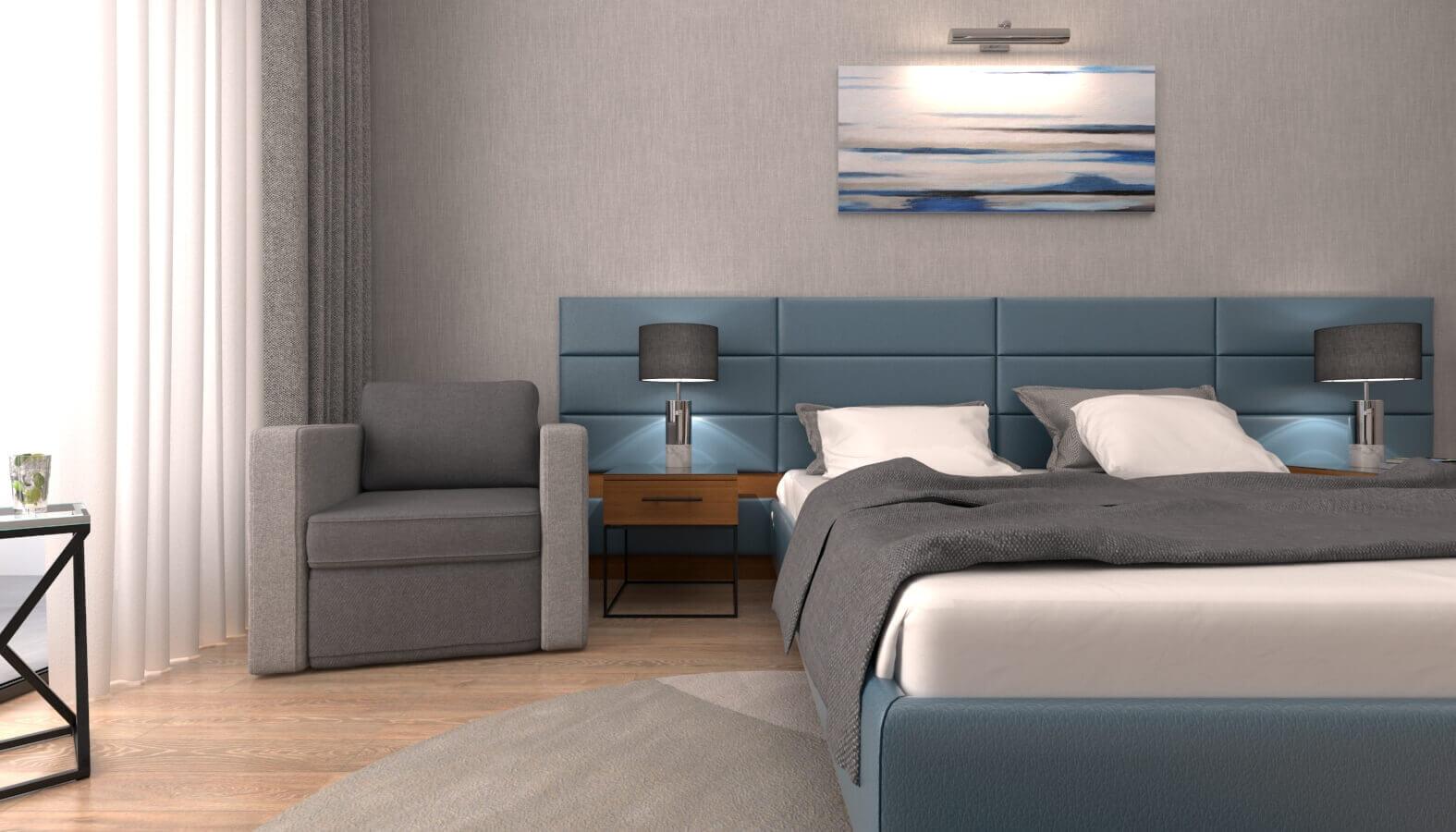 otel odası tasarımı 3603 Doğruer hotel Oteller