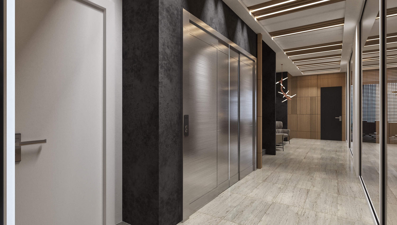 ofis içmimari 3624 MC Hidrolik Ofisler