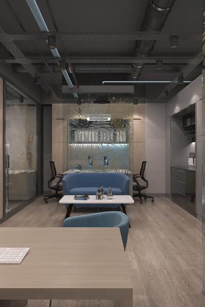 Ankara ofis tasarım 3631 Artı Entegre