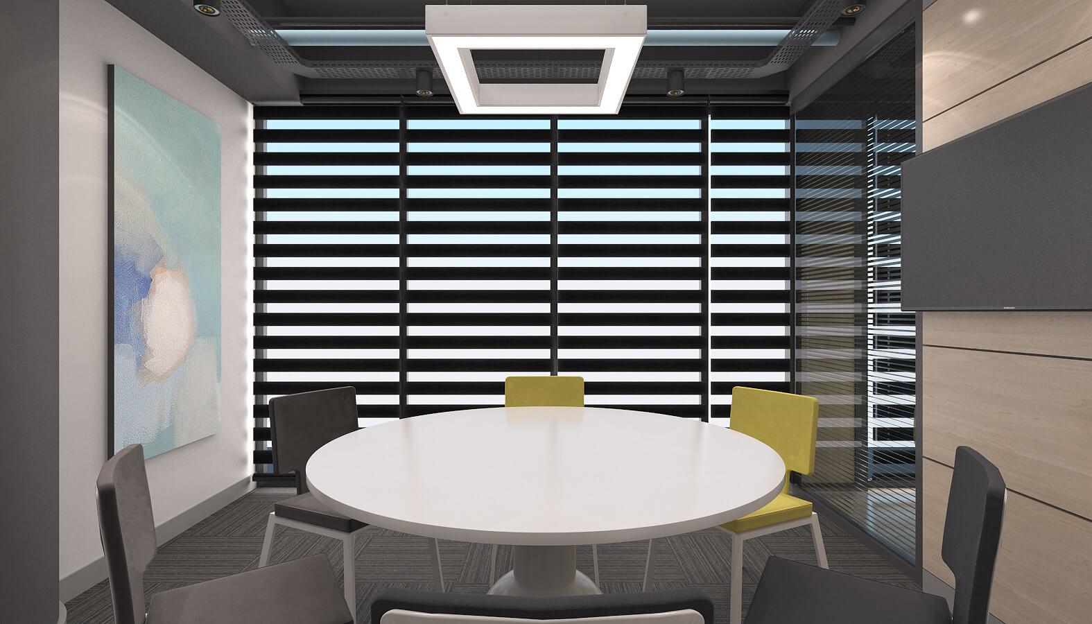 ofis mimari 3634 Artı Entegre Ofisler