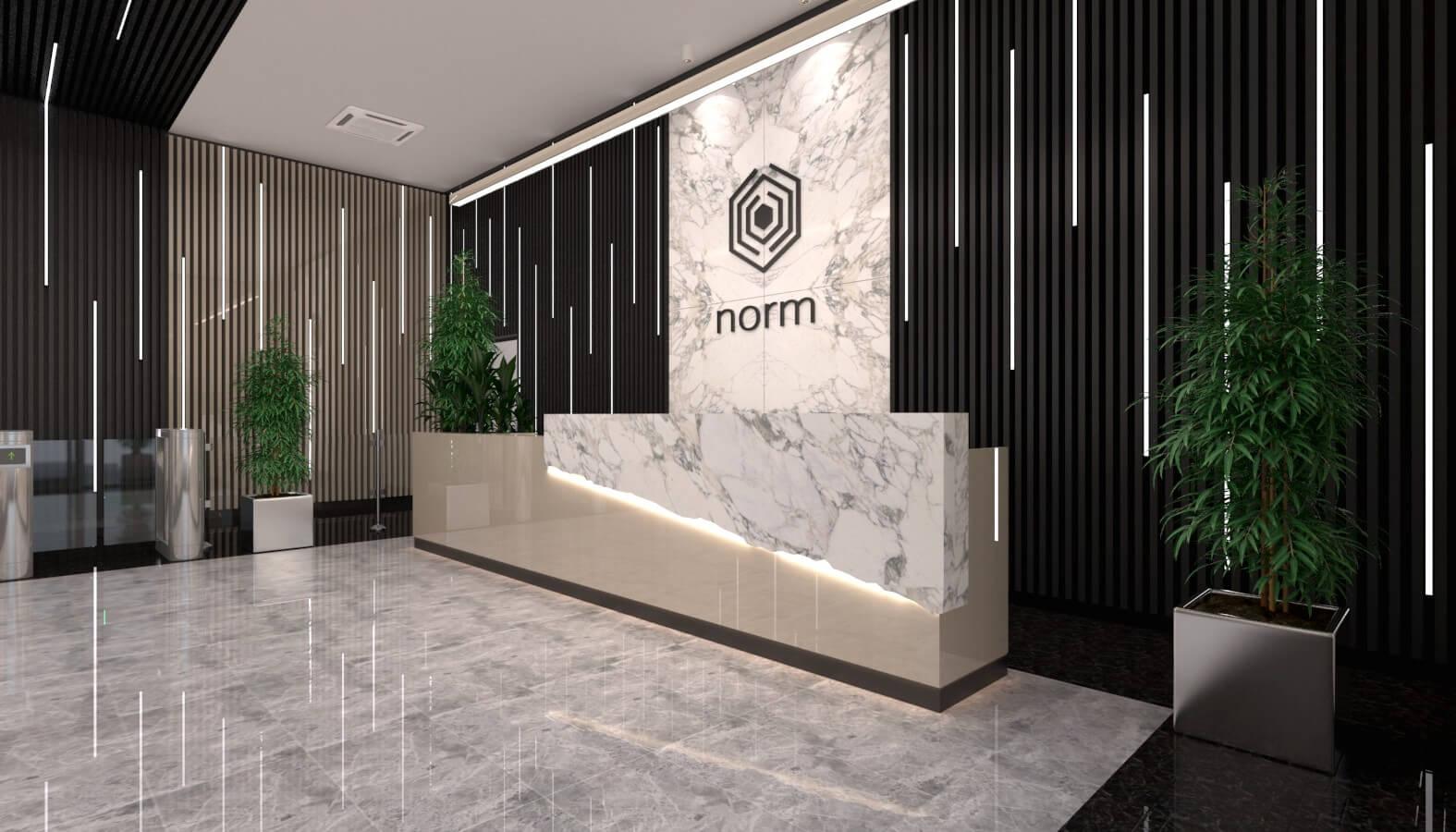 ofis içmimari 3642 Norm Ofisler