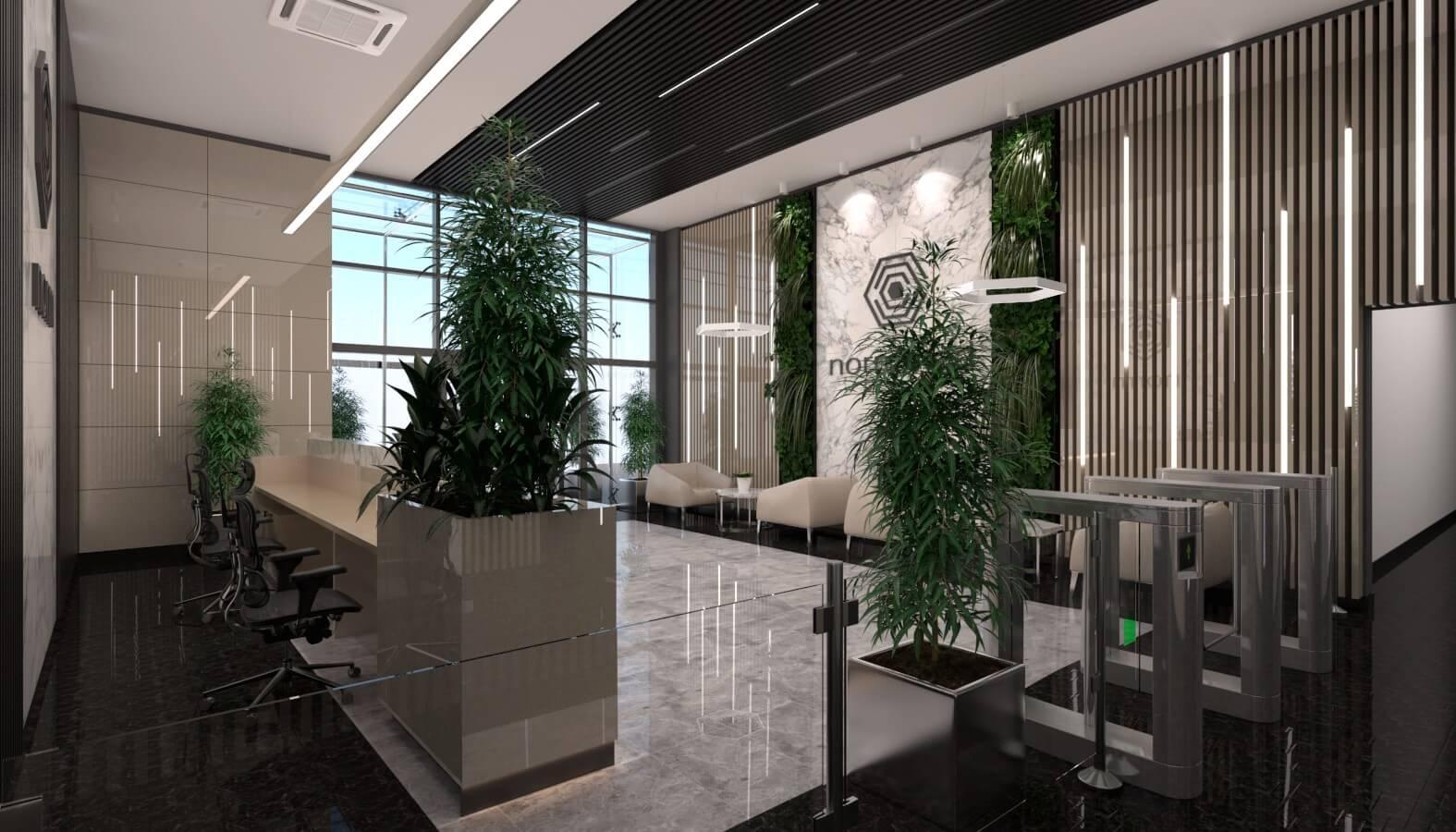 ofis içmimari 3645 Norm Ofisler