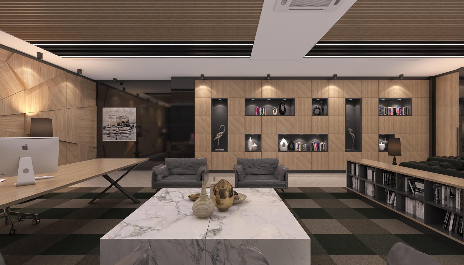 ofis dekorasyonu 3650 Norm Ofisler