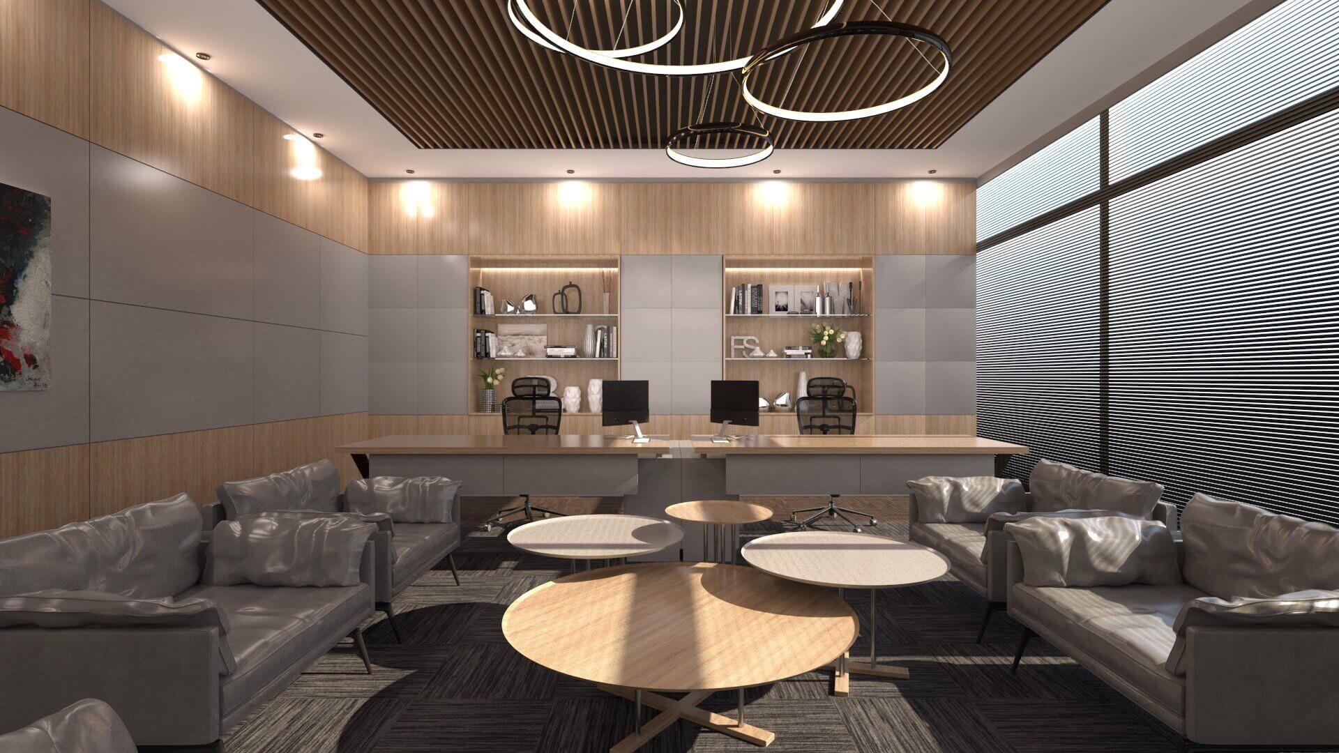 ofis dekorasyonu 3670 Saygın Savunma ve Havacılık Ofisler