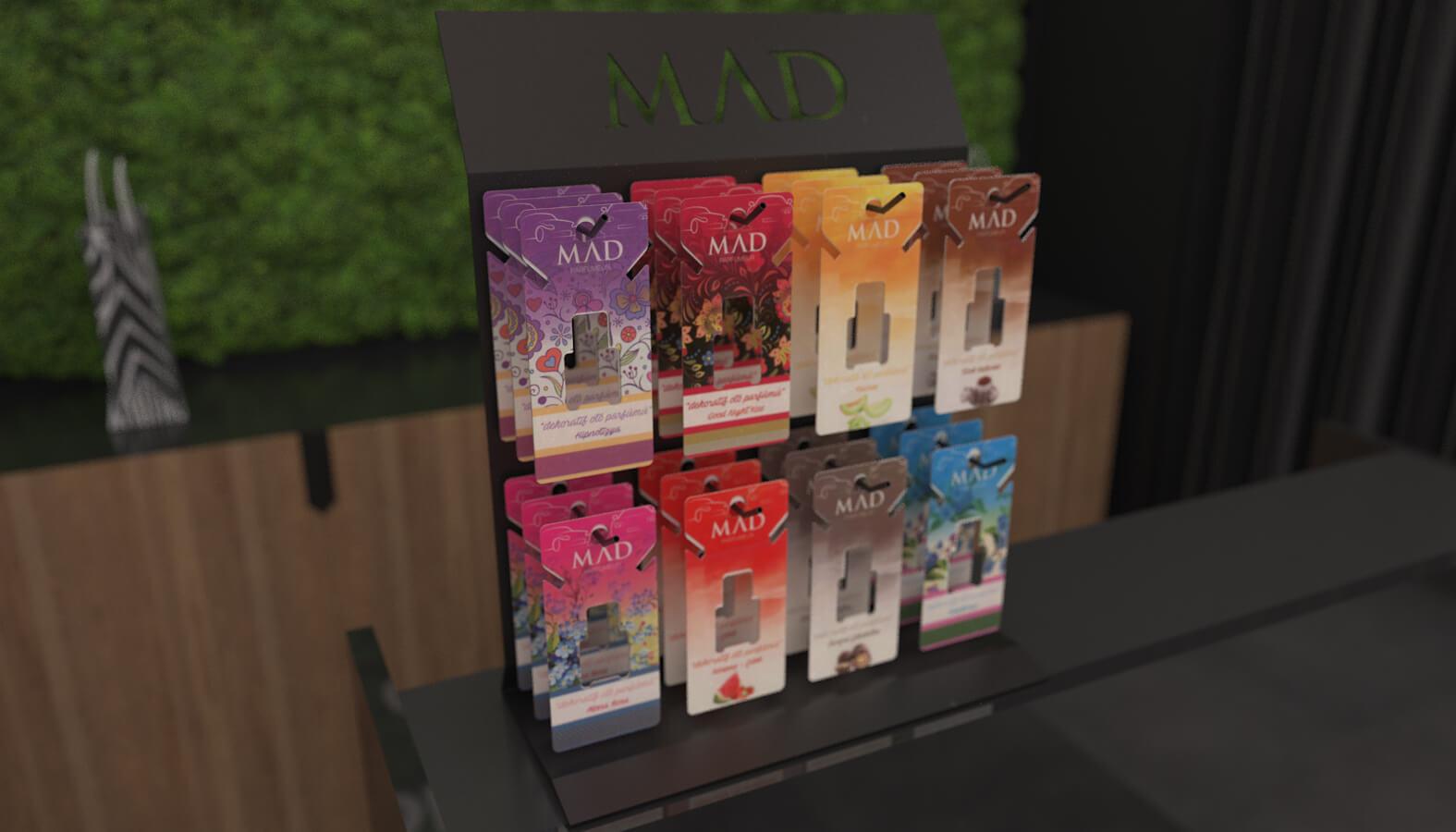Ankamall 3689 MAD Parfumeur Perakende