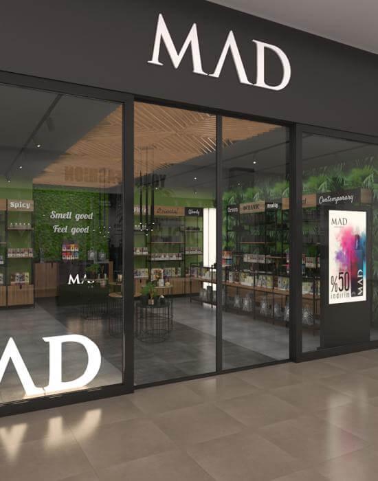 dükkan tasarımı 3705 MAD Parfumeur