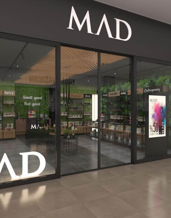 MAD Parfumeur Perakende