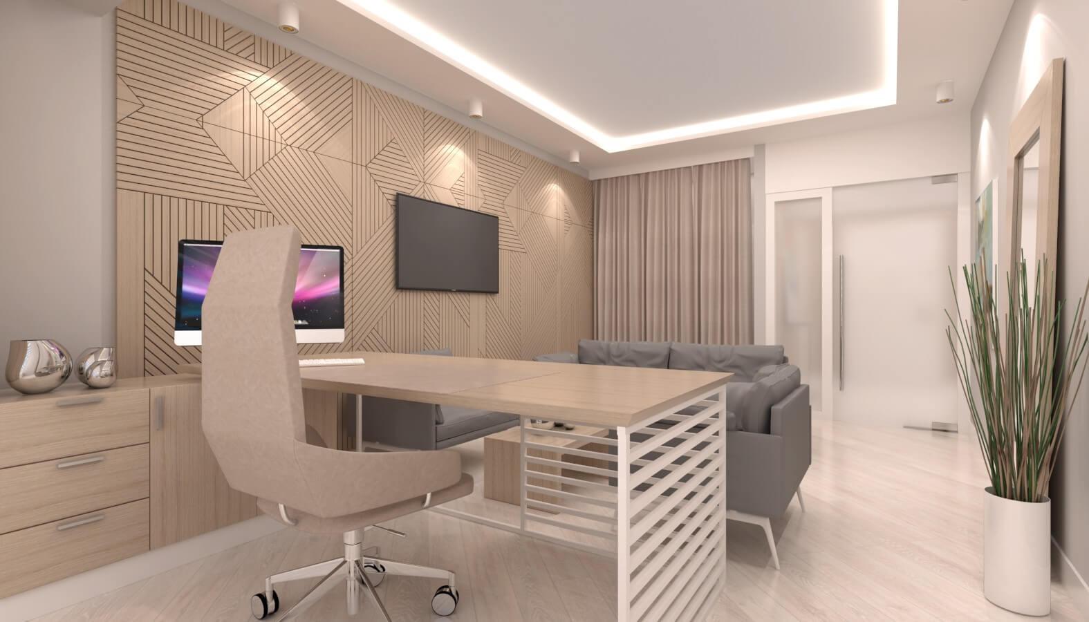 ofis mimari 3718 Crystal Dental Lab Ofisler