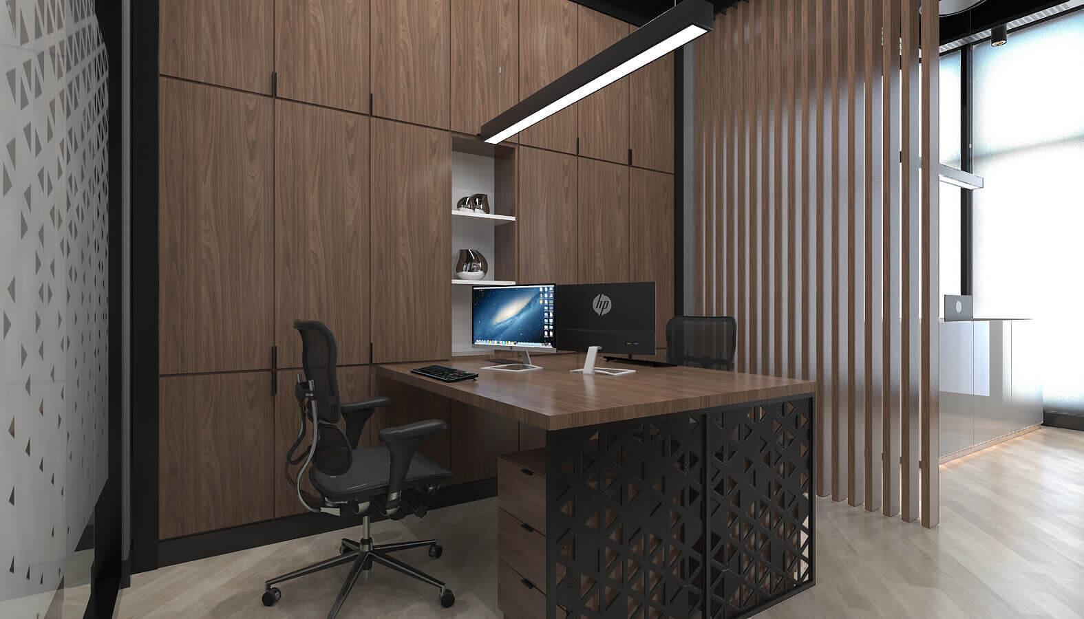 ofis mimari 3772 Tanıtek Ofisler