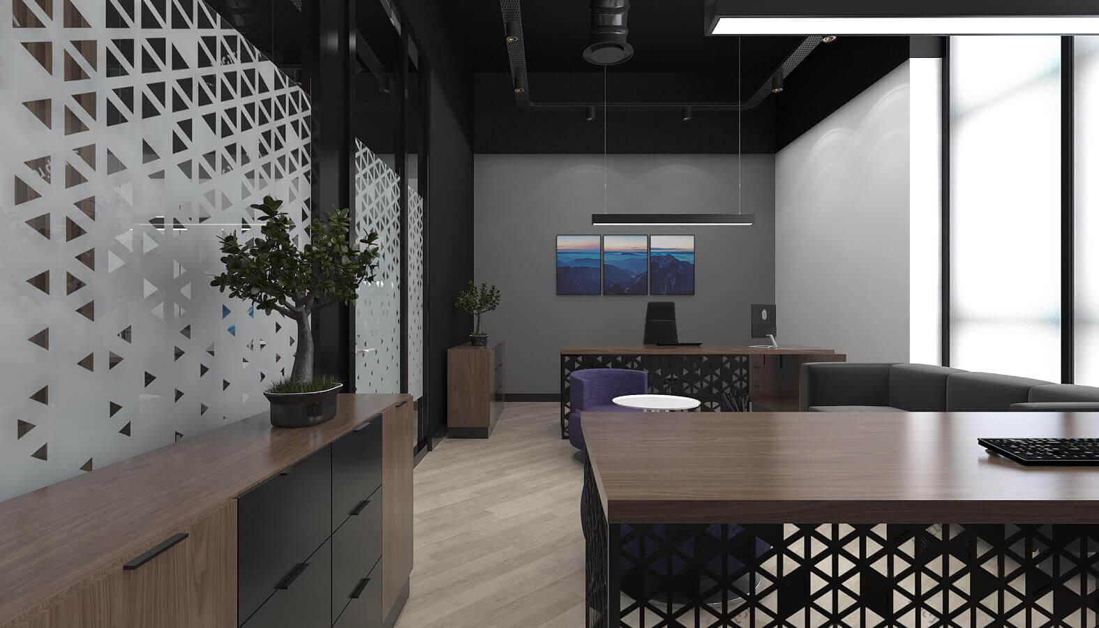 ofis içmimari 3774 Tanıtek Ofisler