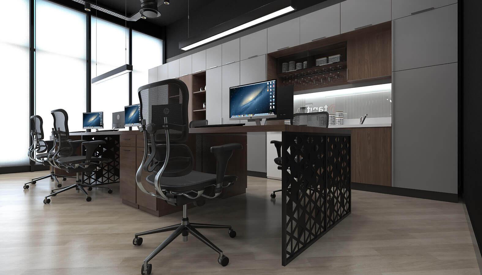 ofis mimari 3778 Tanıtek Ofisler