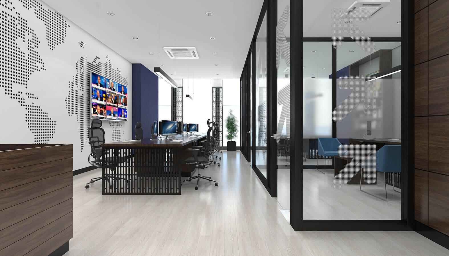 içmimar 3800 TV ON Ofisler