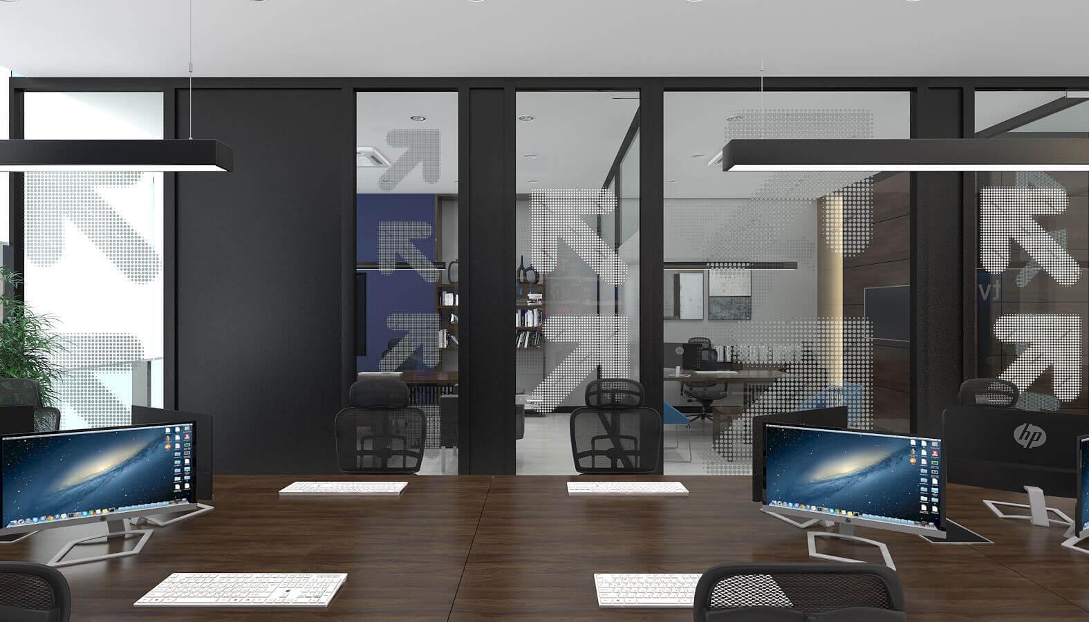 ofis mimari 3806 TV ON Ofisler
