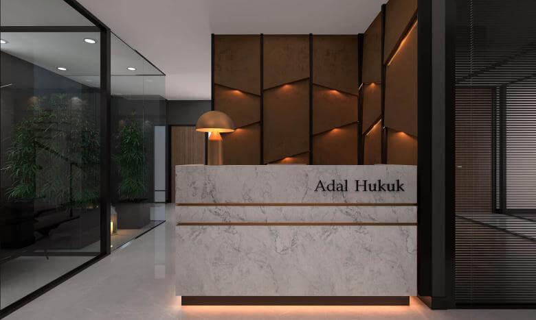 ofis mimari 3807 Adal Hukuk Ofisler