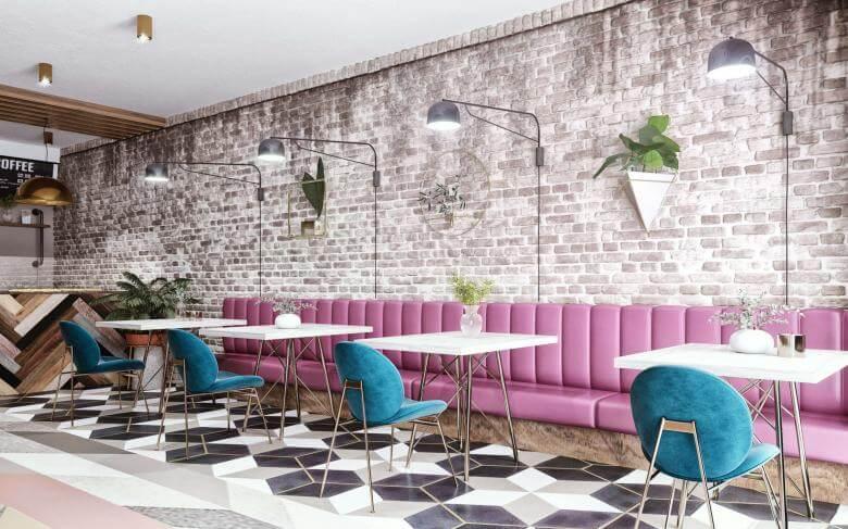 restorant iç mimar 3814 Dök Bi'lokma Restoranlar