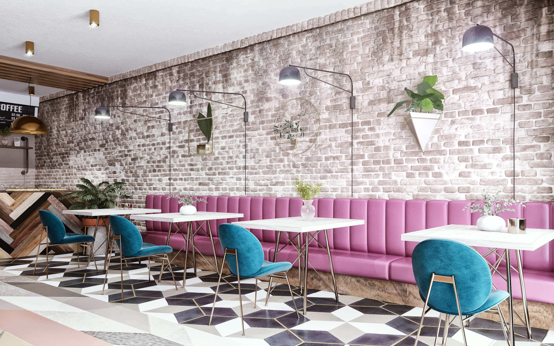 restorant iç tasarım 3814 Dök Bi'lokma Restoranlar