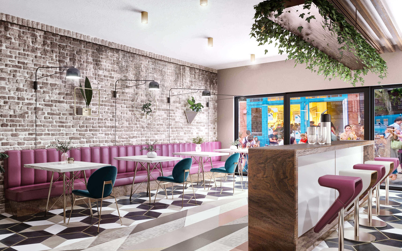restoran tasarımı 3815 Dök Bi'lokma Restoranlar