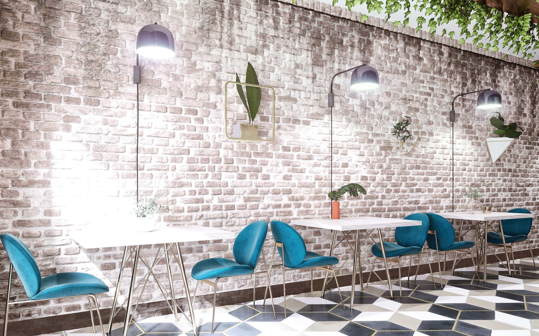 restorant iç mimar 3816 Dök Bi'lokma Restoranlar