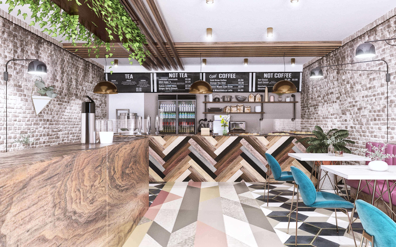 restorant iç tasarım 3818 Dök Bi'lokma Restoranlar