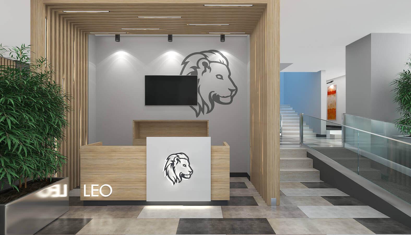 Resepsiyon 3821 Leo Oteller