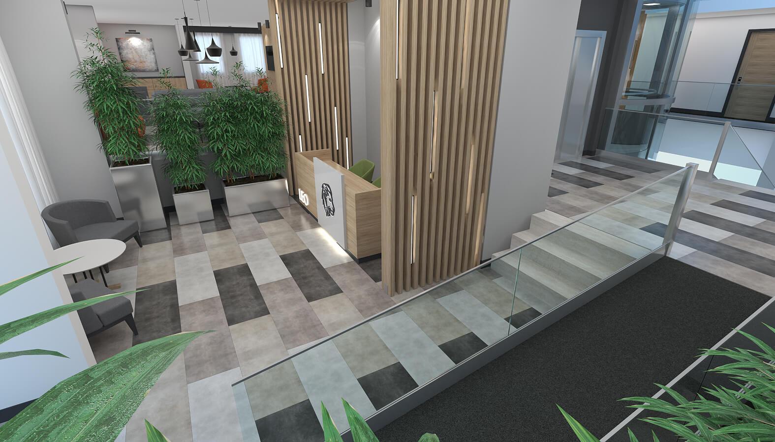 Otel Mimari ve İç Mimari Tasarımları Leo