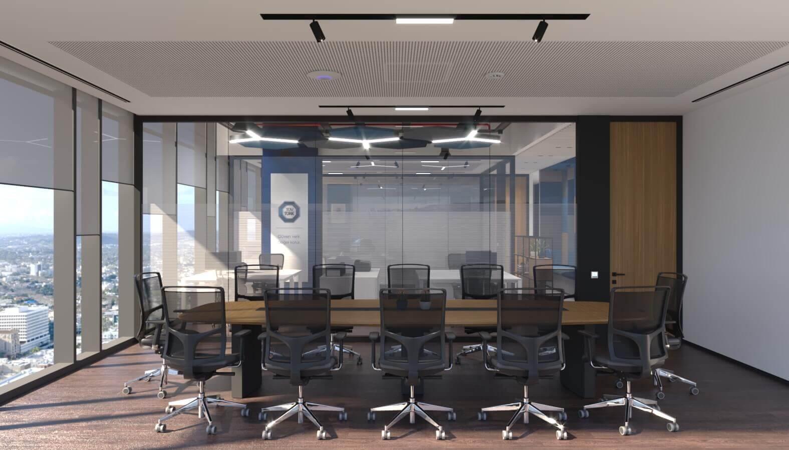 ofis mimari 3838 Tüvtürk Ankara Ofis Ofisler