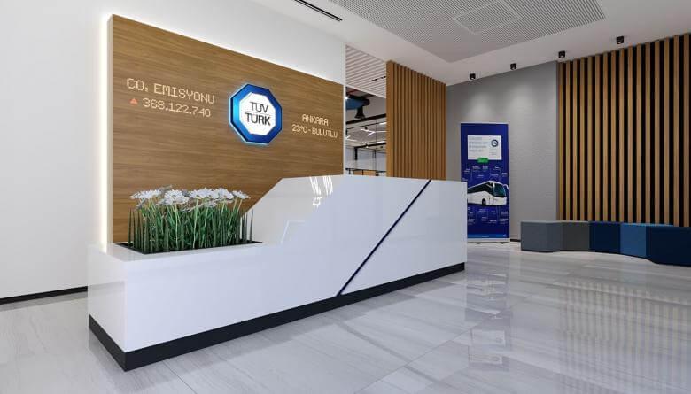 içmimar 3846 Tüvtürk Ankara Ofis Ofisler