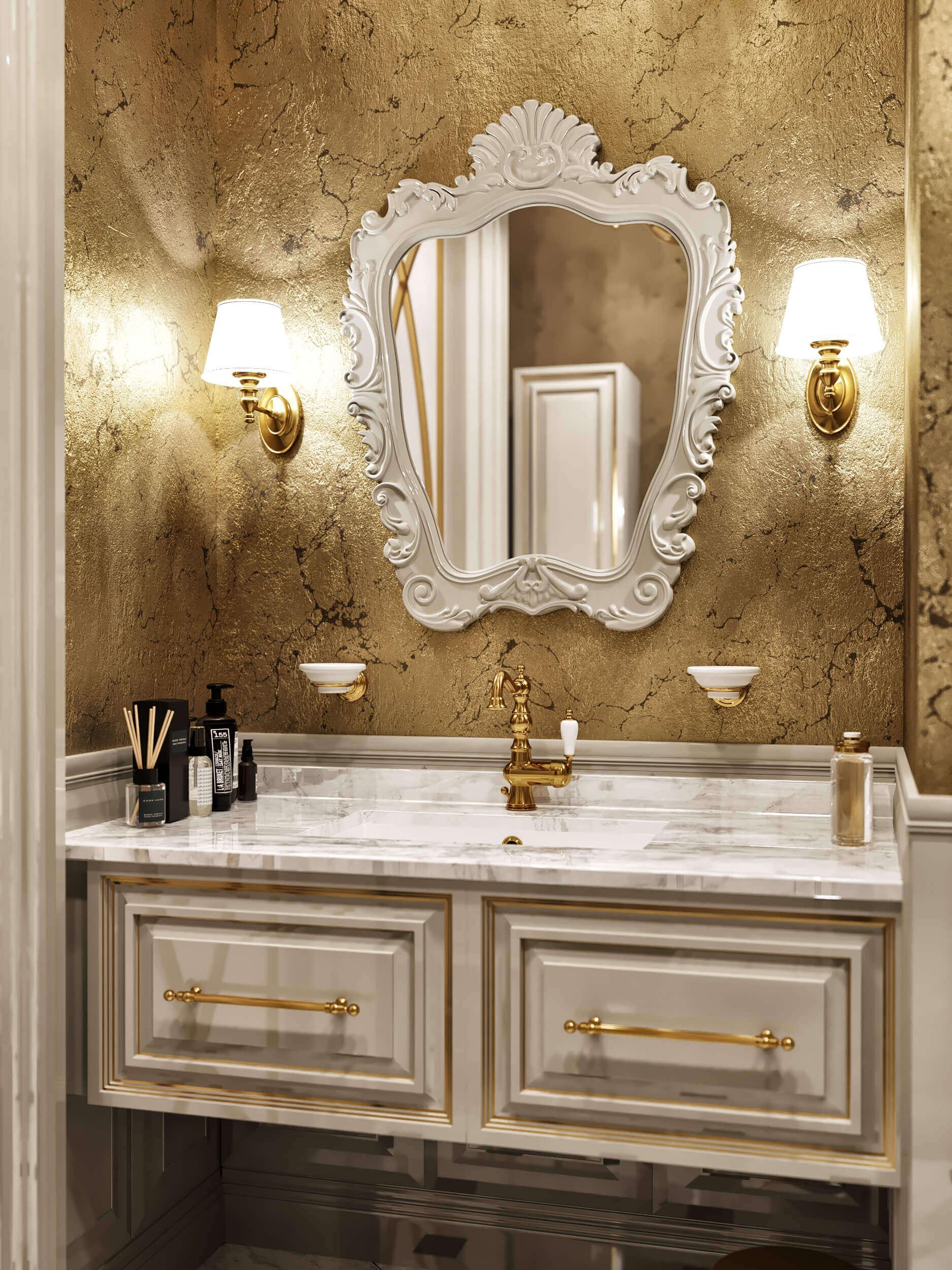 villa dekorasyonu 3876 IK Konutu Konutlar