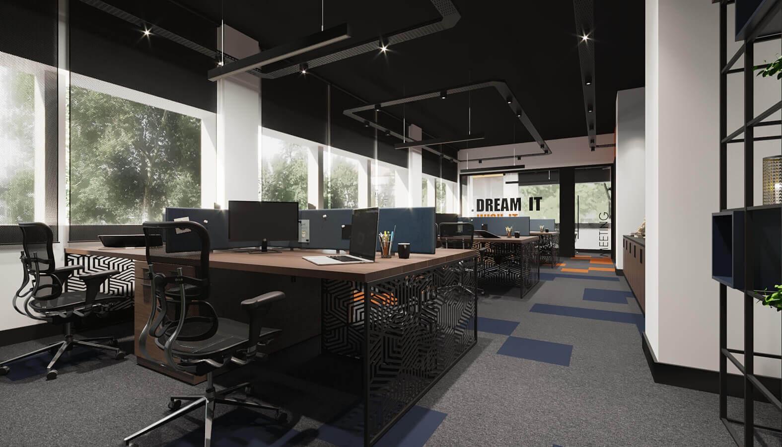 ofis içmimari 3894 Mobiversite Ofisler