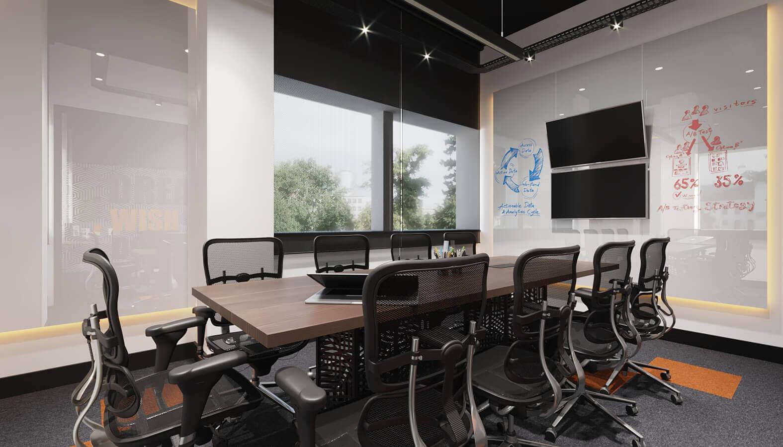 ofis içmimari 3897 Mobiversite Ofisler