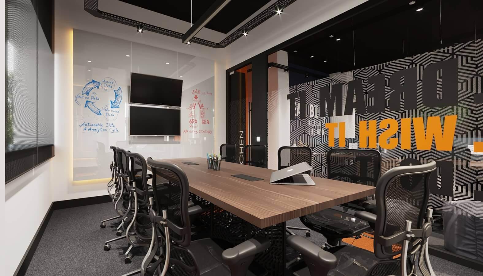 ofis mimari 3898 Mobiversite Ofisler