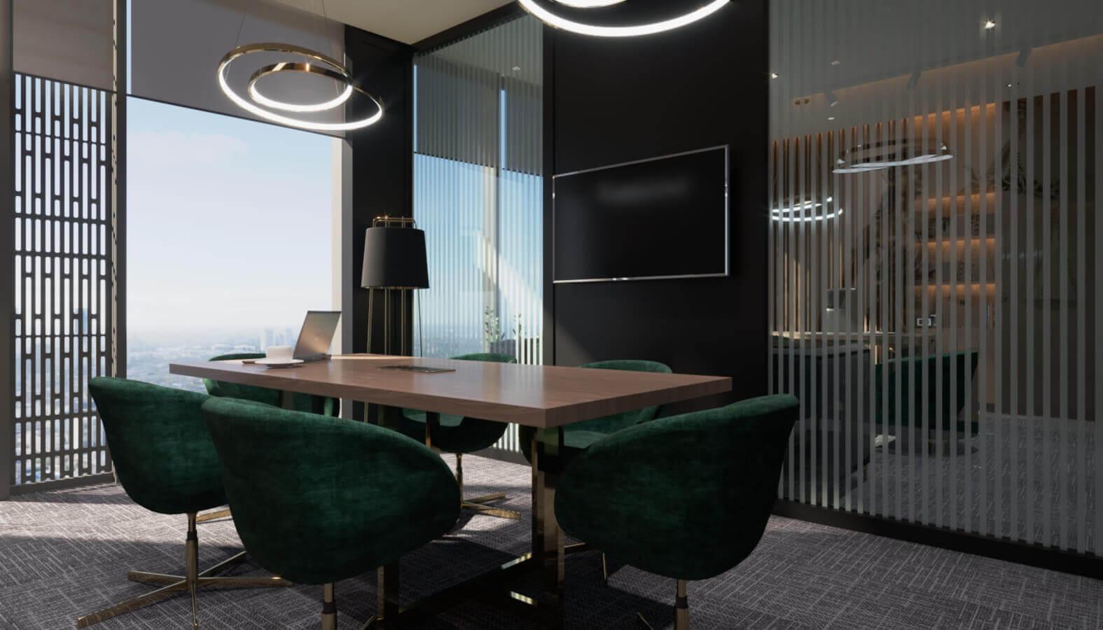ofis içmimari 3921 Sümeyye Eroğlu Güzel Hukuk Bürosu Ofisler