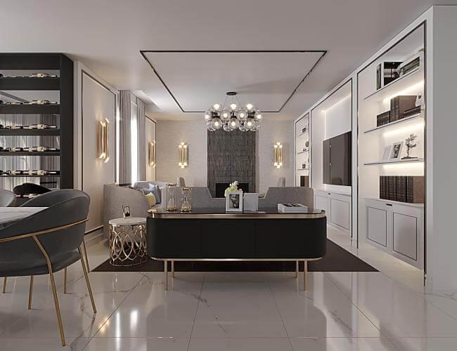 Villa tadilat fiyatları  BEA Konutu Konutlar