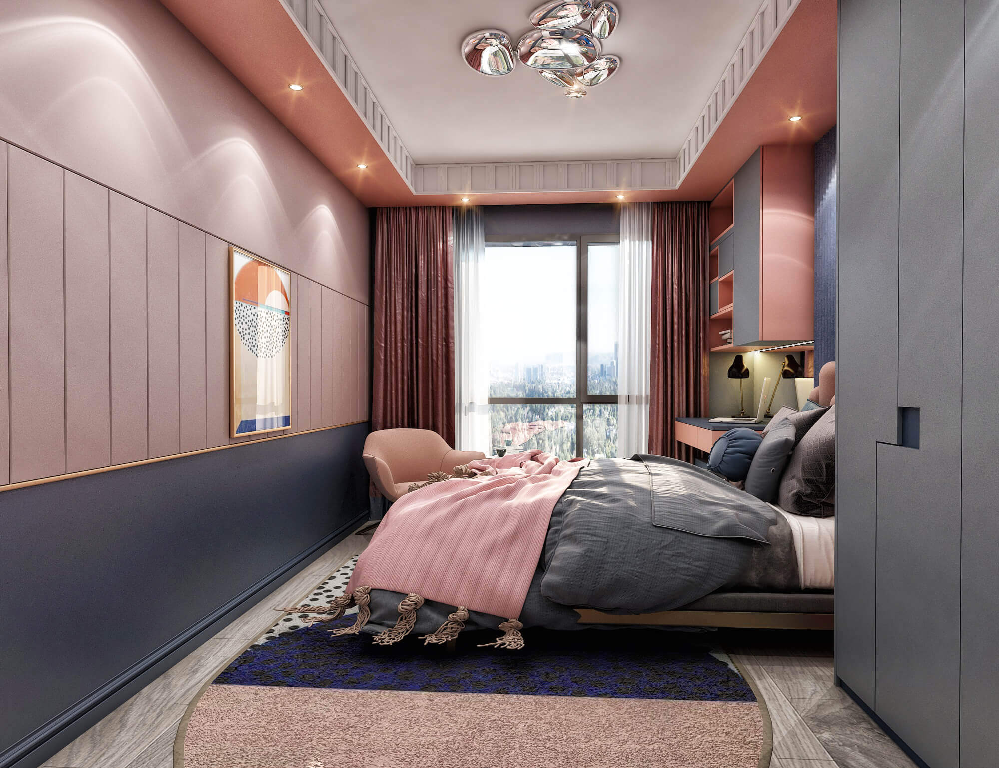 villa dekorasyonu 3996 SY Konutu Konutlar