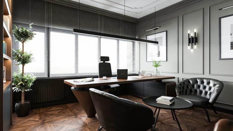 ofis içmimari 4036 Başak AKGÜN Hukuk Ofisler