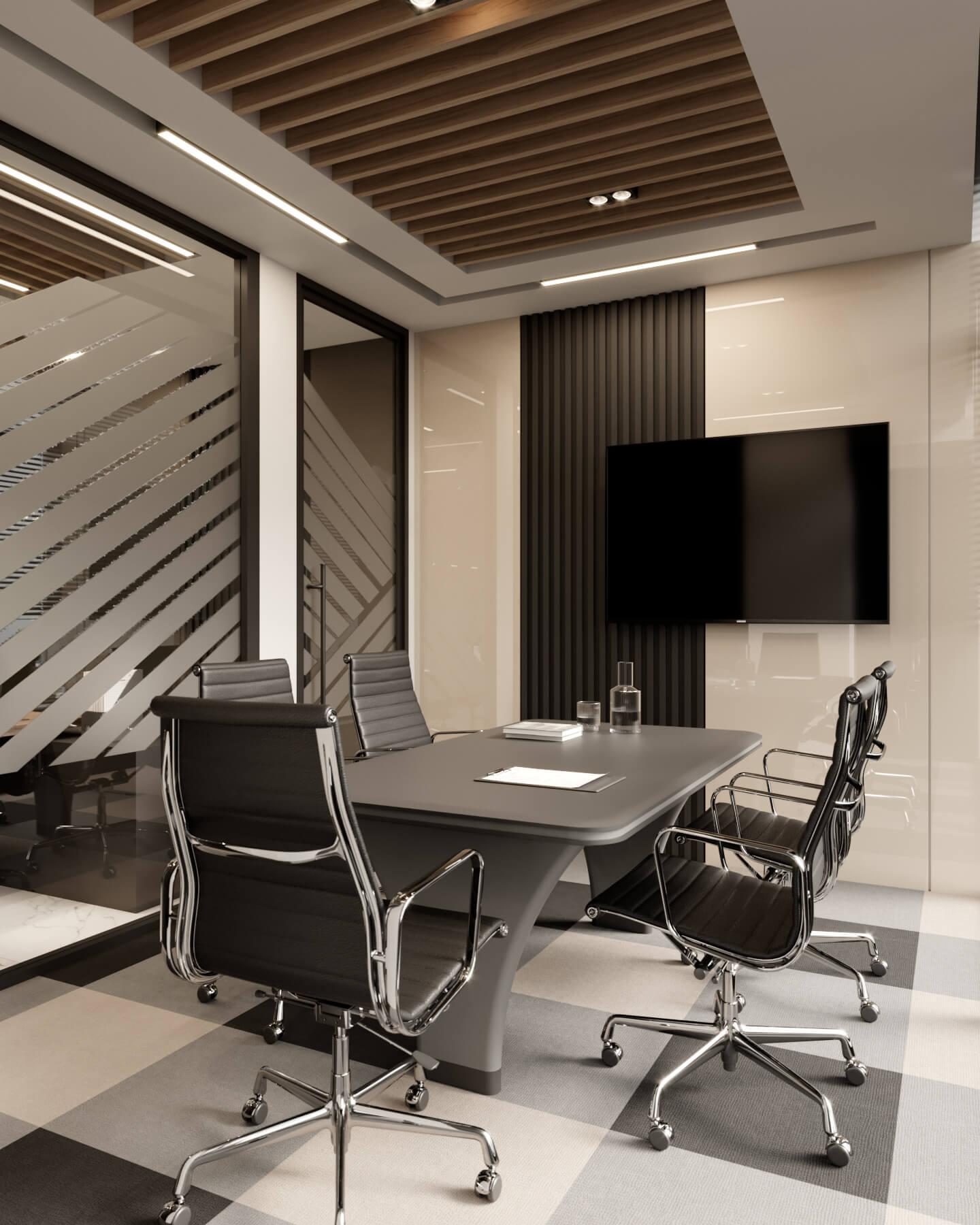 ofis mimari 4106 Altın Hayat Sigorta Ofisler