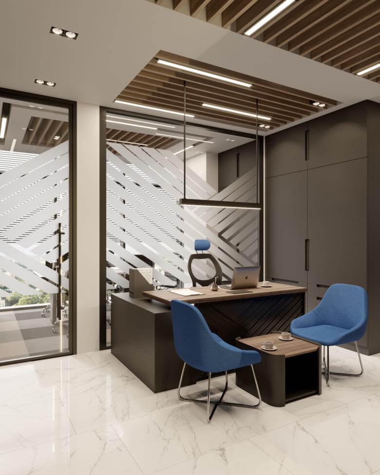 ofis mimari 4107 Altın Hayat Sigorta Ofisler
