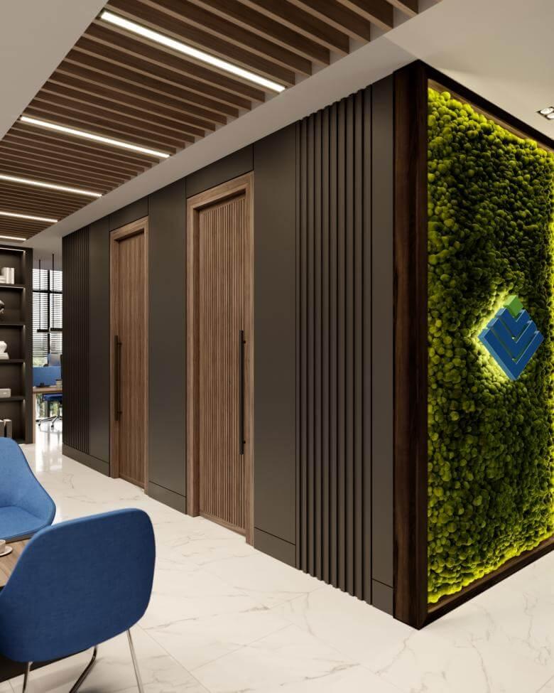ofis mimari 4114 Altın Hayat Sigorta Ofisler