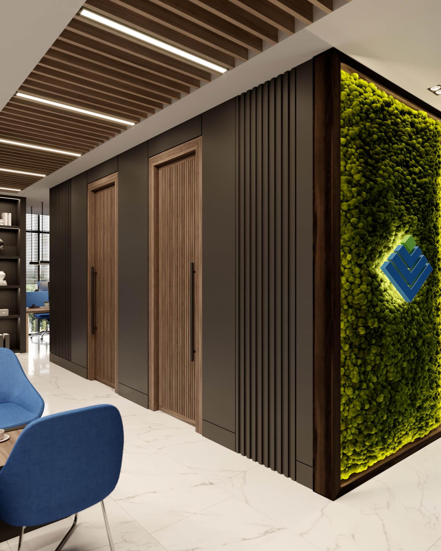 ofis mimari 4114 Anadolu Hayat Emeklilik Ofisler