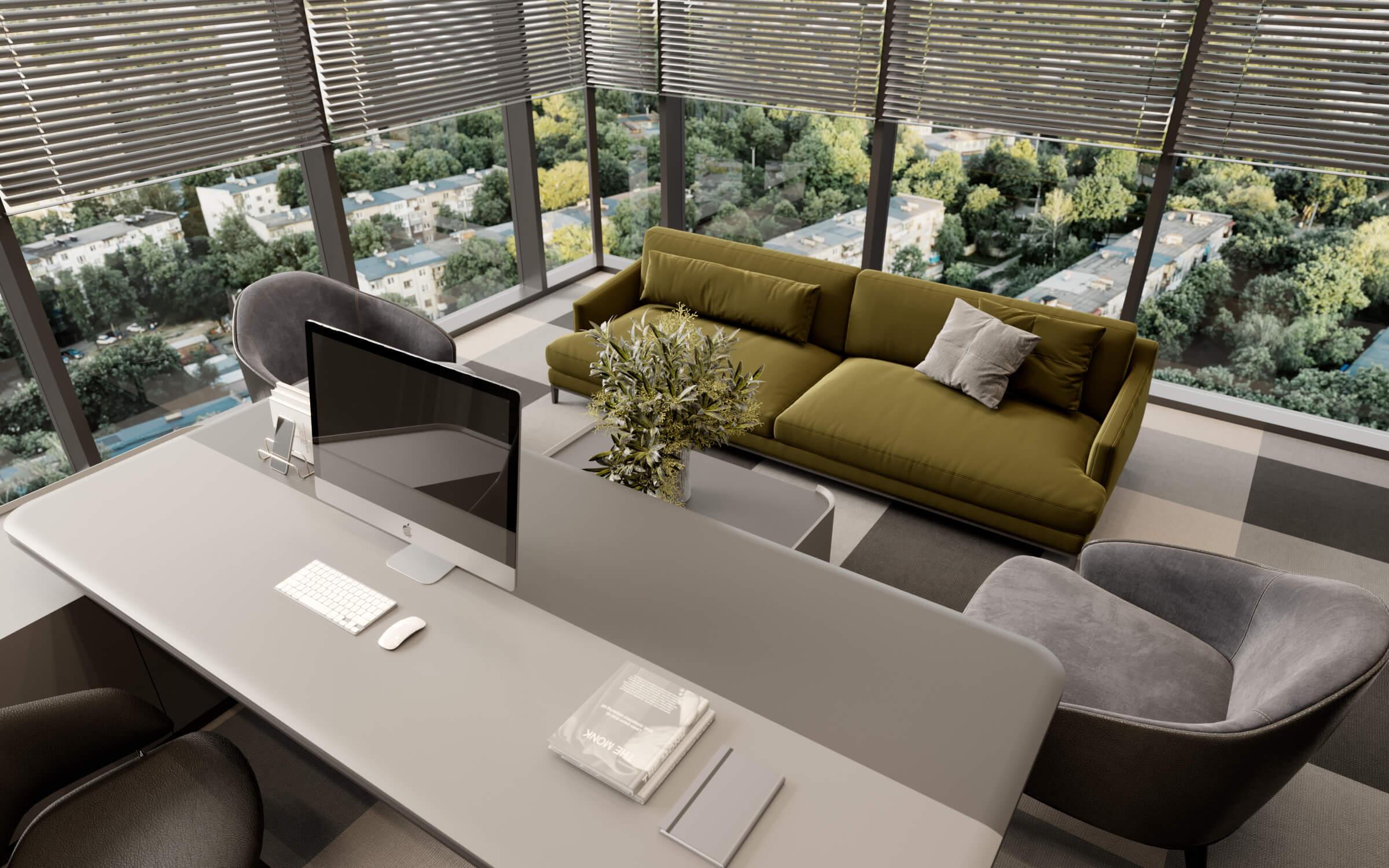 ofis dekorasyonu 4115 Altın Hayat Sigorta Ofisler