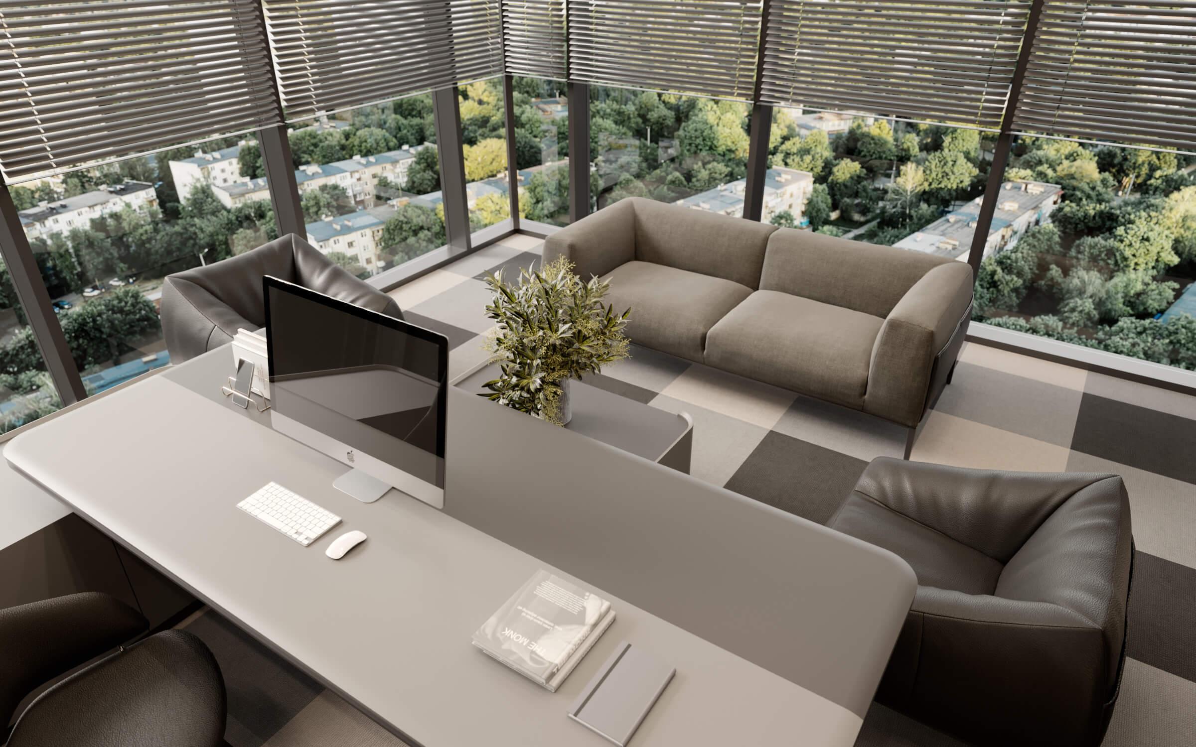 ofis içmimari 4116 Anadolu Hayat Emeklilik Ofisler